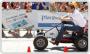 Mobile Kettcar Bahn mieten, Mobile Pedal Go Kart, Kettcar Event