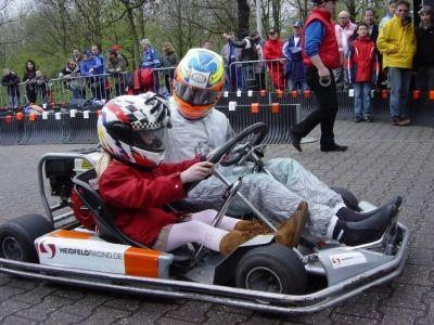2008 - Mobile Kartbahn