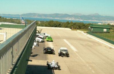 Rennstrecke Mallorca